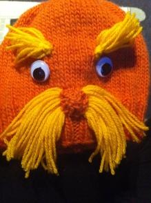 Lorax hat - Knitting Pattern