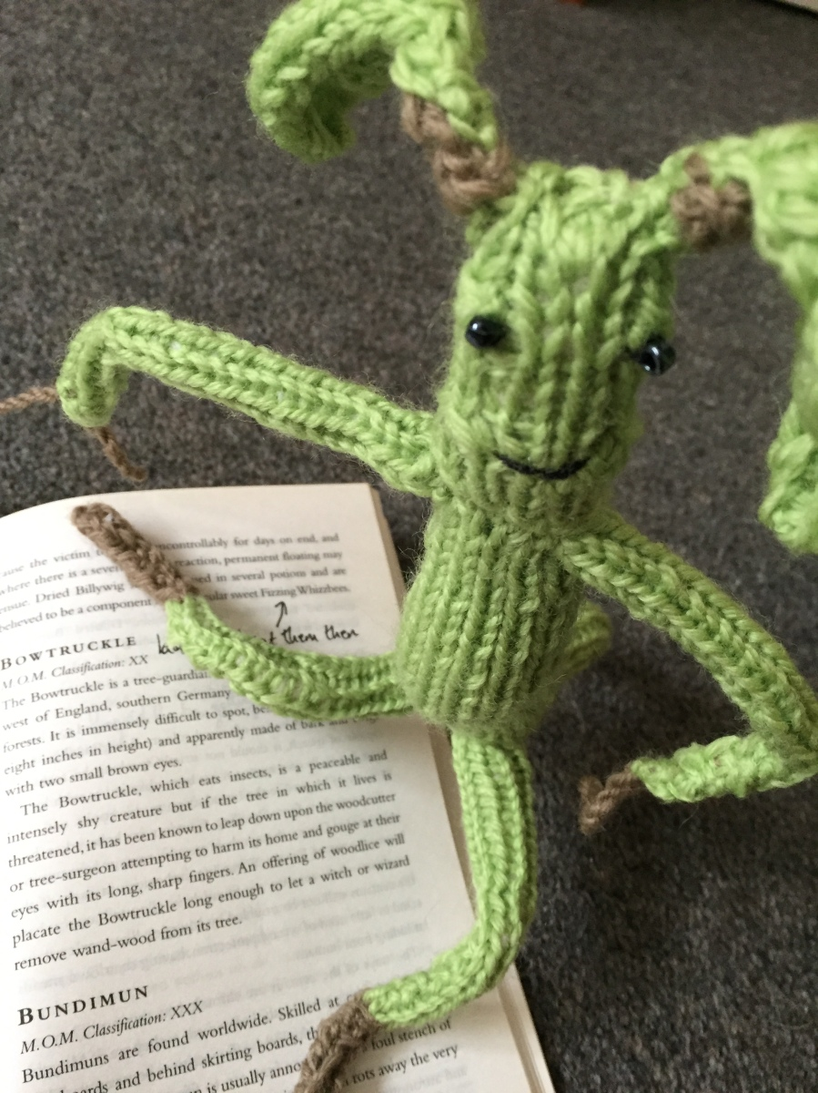 Fantastic Beasts and How to Knit Them | The Knit Guru