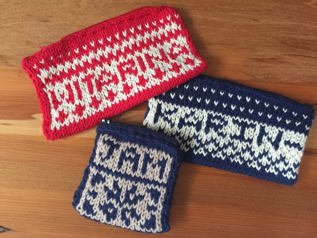 Personalized Coin Purse Free Knitting Patterns And Updates The